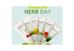 Sữa rửa mặt THE FACE SHOP HERB DAY CLEANSING FOAM